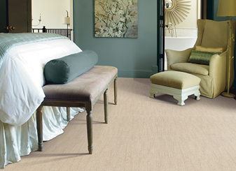 Carpet adds beauty and style to any room.